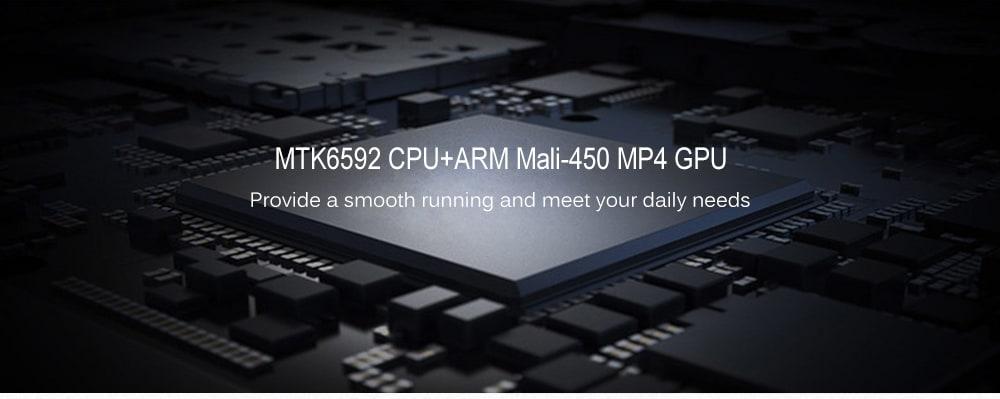 3G Tablet PC 10.1 inch Android 7.0 OS MTK6592 1.5GHz Octa Core CPU 4GB RAM 64GB ROM 8.0MP Camera- Platinum EU Plug
