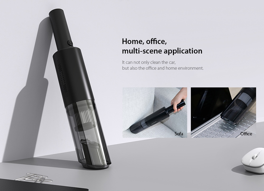 8030 Car Home Dual-use Handheld Wireless Vacuum Cleaner Home, office, multi-scene application