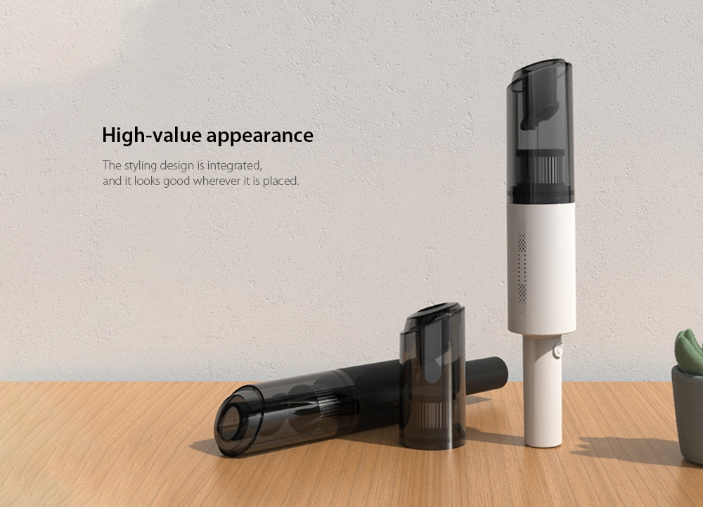8030 Car Home Dual-use Handheld Wireless Vacuum Cleaner High-value appearance