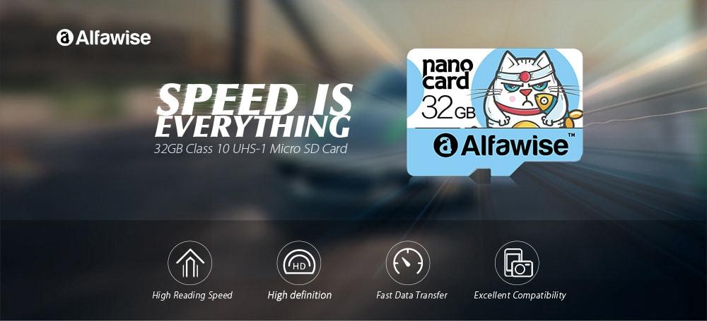 Alfawise 32 GB memóriakártya