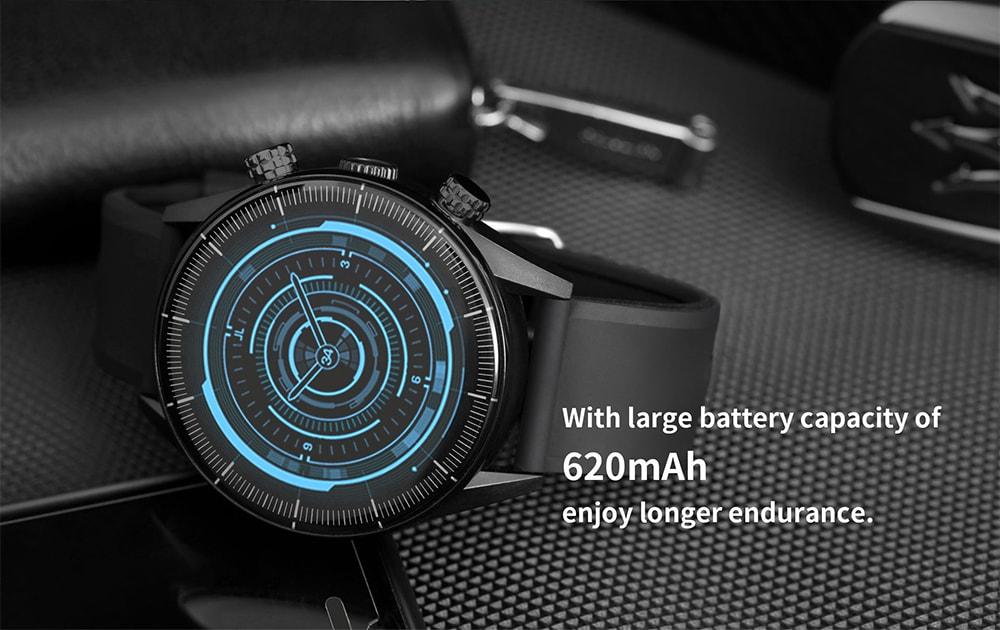 Alfawise KC05 4G Hívja az intelligens órát - fekete