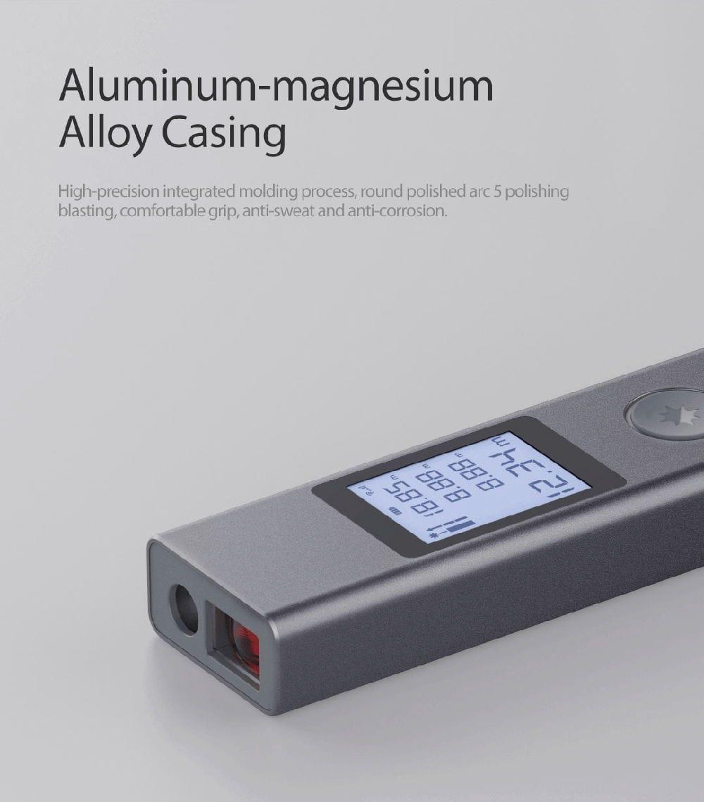 Alfawise LS - P Portable Laser Rangefinder- Platinum Multifunctional Version