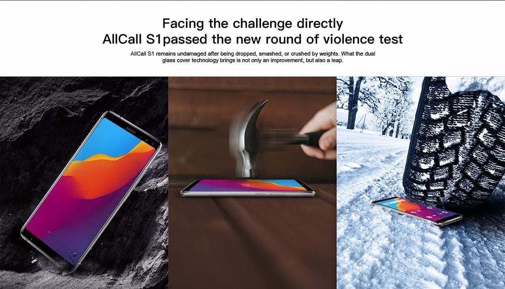 AllCall S1 3G okostelefon