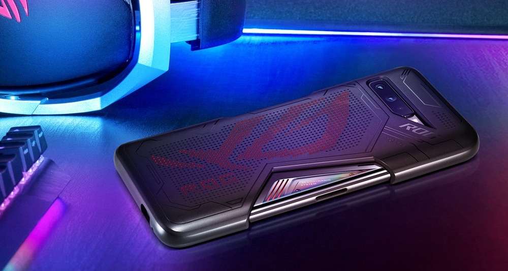 ASUS ROG Phone 3 Gaming 5G Smartphone show