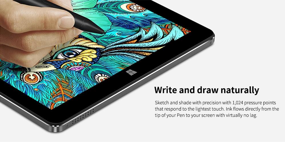 CHUWI Hi10X 10.1 inch Tablet PC 6GB LPDDR4 / 128GB eMMC BT5.0- Gray EU Plug