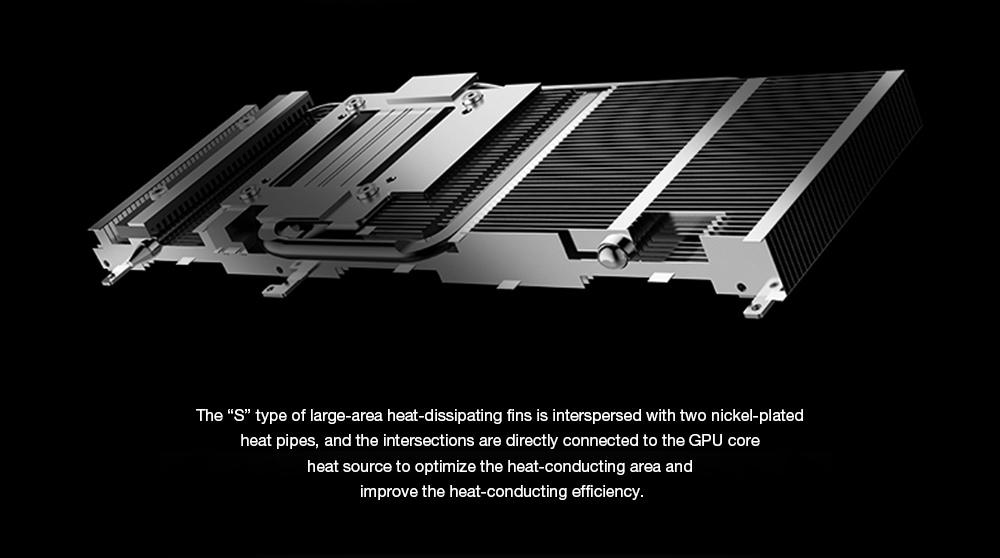 Színes iGame GeForce GTX 1660 SUPER Ultra 6G játékkártya 12nm / 2 ventilátoros hűtéssel / 1830MHz / 14Gbps / 6GB / GDDR6 / 192 Bit / DP + HDMI / + DVI-Fekete