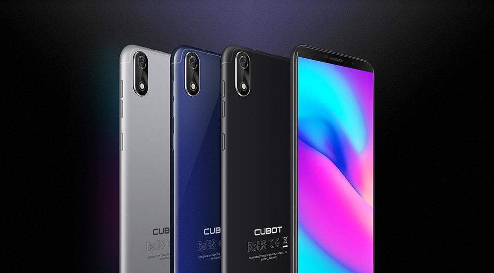Cubot J3 3G okostelefon