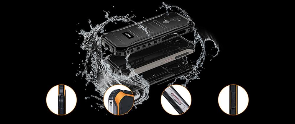 Doogee S40 Pro 4G Smartphone Global Version - Black EU Version