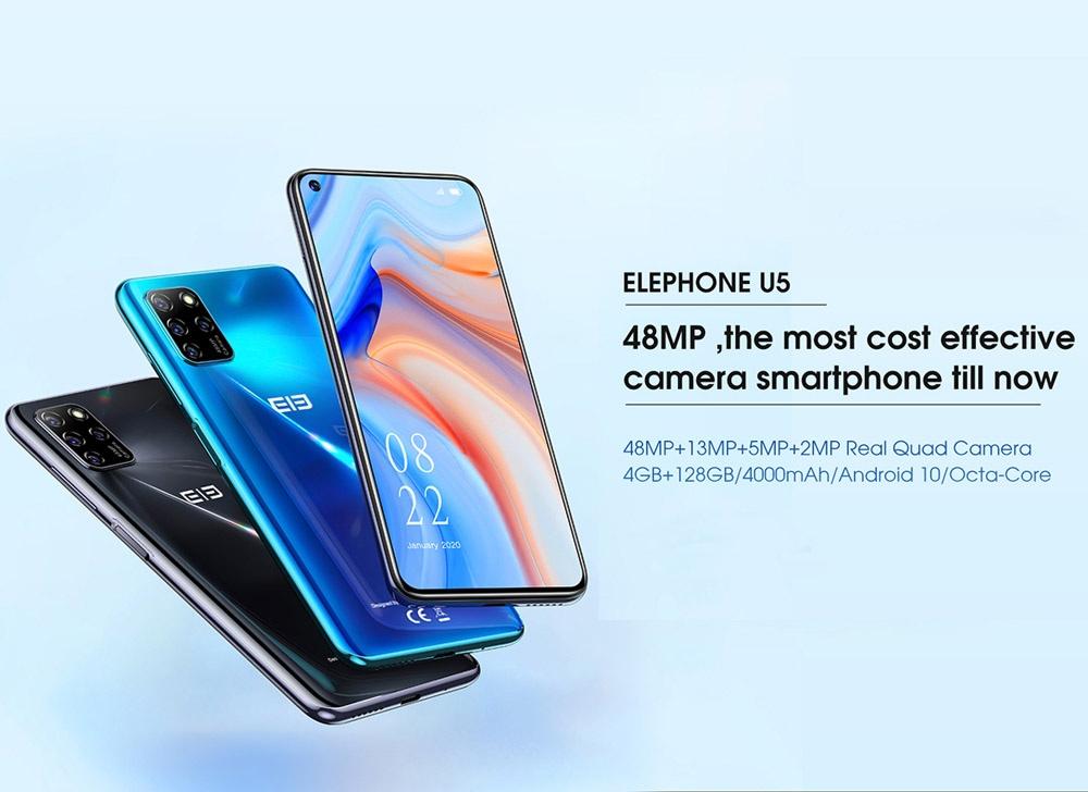 ELEPHONE U5 4G Smartphone