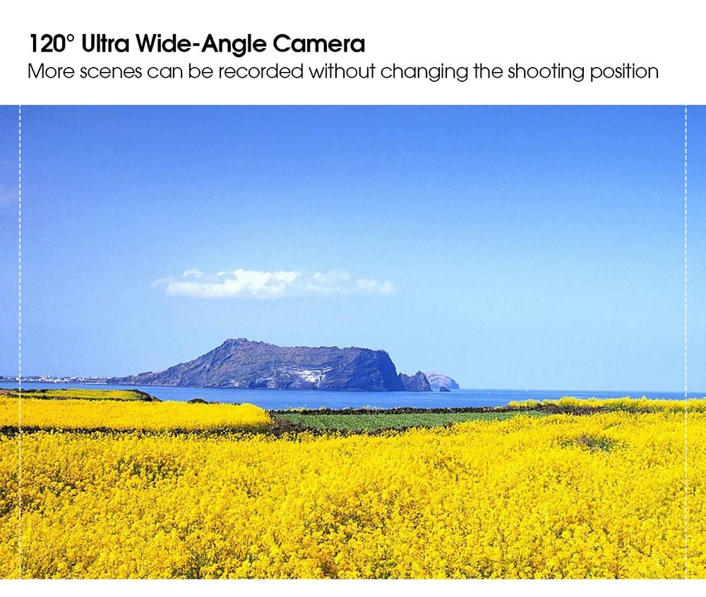 ELEPHONE U5 4G Smartphone 120 Ultra Wide-Angle camera
