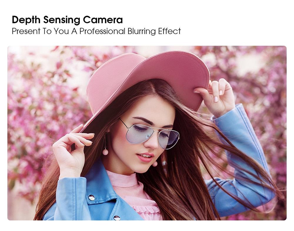 ELEPHONE U5 4G Smartphone Depth Sensing Camera