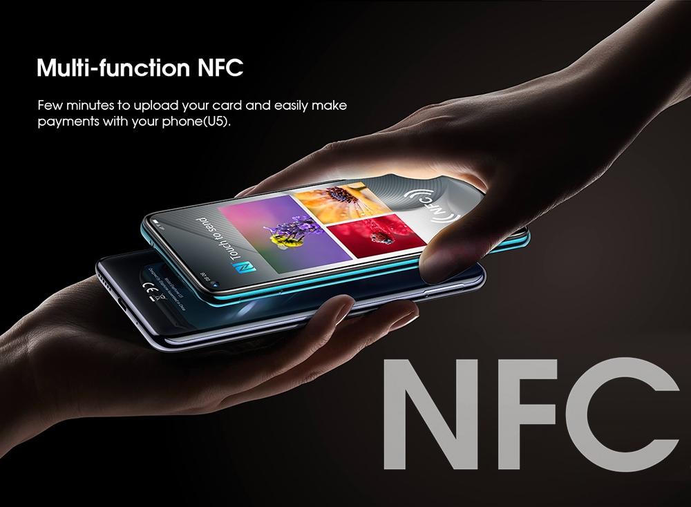 ELEPHONE U5 4G Smartphone Multi-function NFC