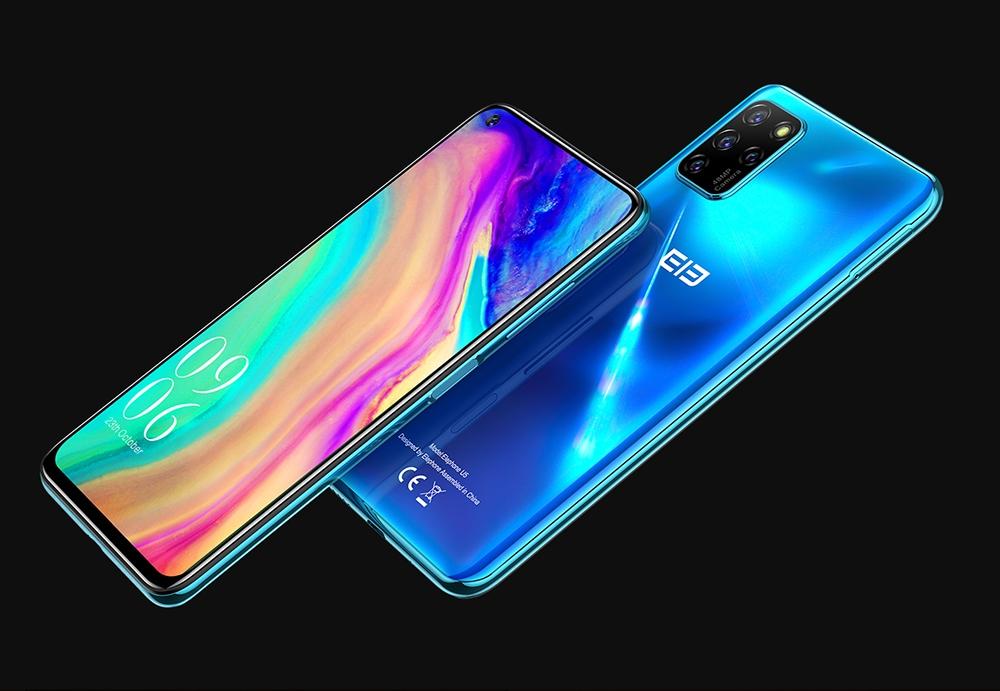 ELEPHONE U5 4G Smartphone show