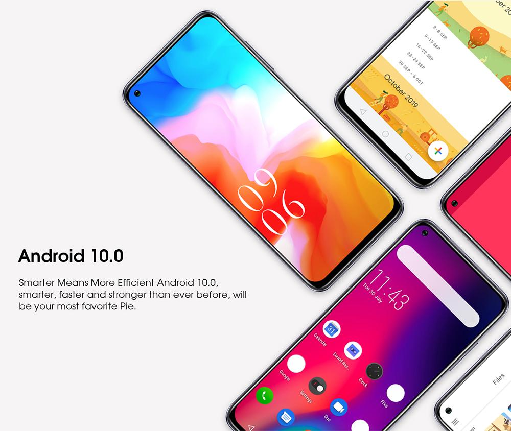 ELEPHONE U5 4G Smartphone Android 10.0