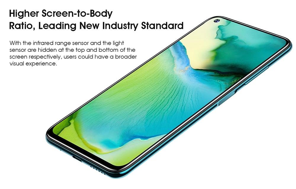 ELEPHONE U5 4G Smartphone Higher Screen-to-Body Ratio, Leading New Industry Standard