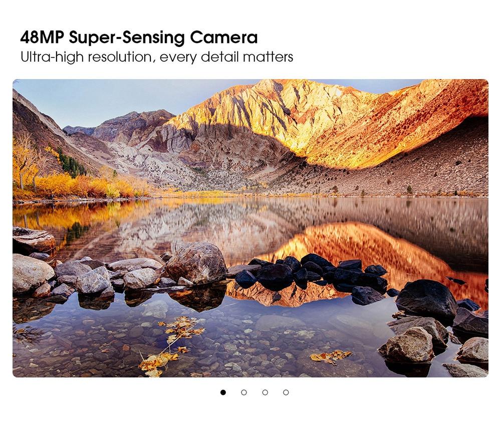 ELEPHONE U5 4G Smartphone 48MP Super-Sensing Camera