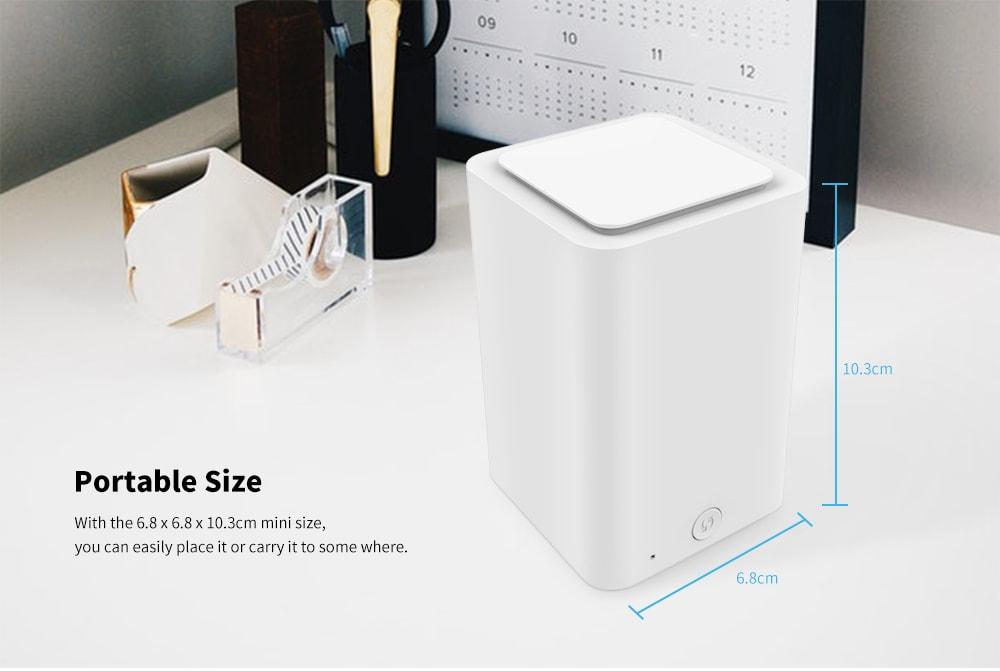 Gocomma WR11 300M 2,4 GHz-es WiFi erősítő EU-csatlakozó - Fehér
