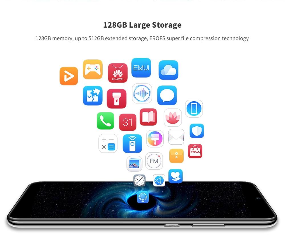 HUAWEI Enjoy 9S 4G Smartphone 4GB RAM 128GB ROM- Blue