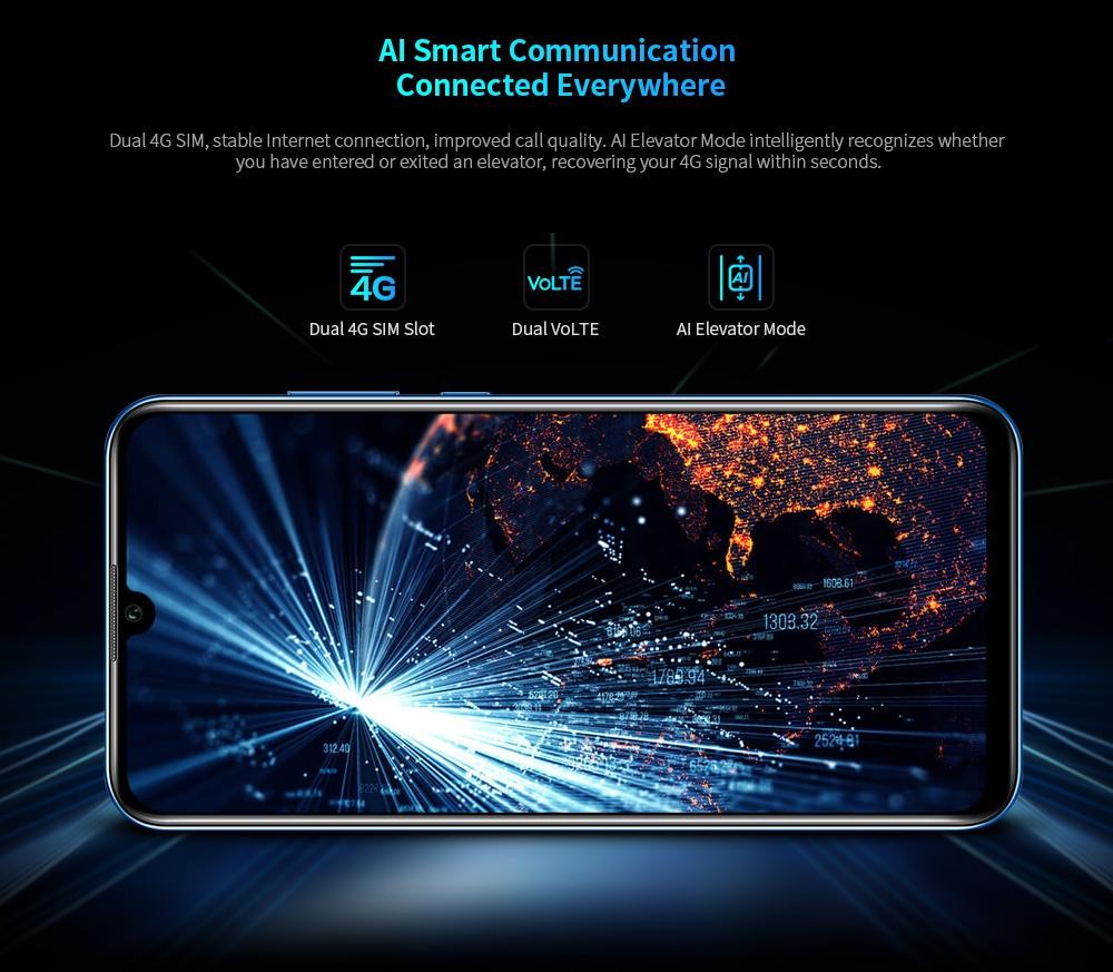 HUAWEI Honor 20 Lite 4G Phablet 4GB RAM 128GB ROM- Red