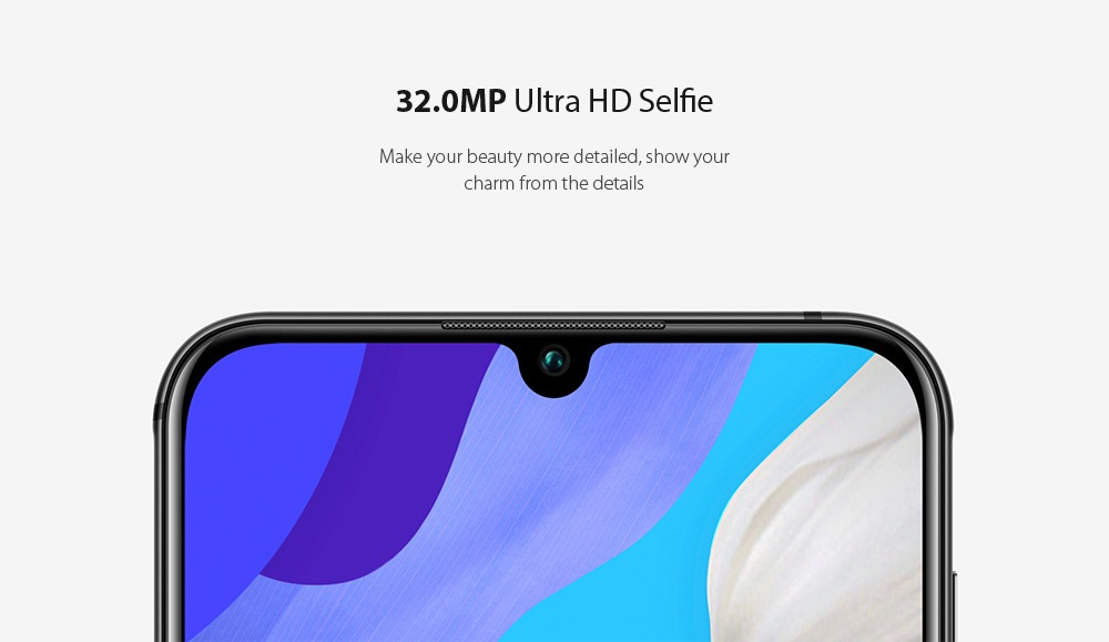 HUAWEI nova 5 Pro 4G Phablet 6.39 inch Android 9.0 Kirin 980 Octa Core 8GB RAM 128GB ROM 48.0MP + 16.0MP + 2.0MP + 2.0MP Rear Camera 3500mAh Battery- Black