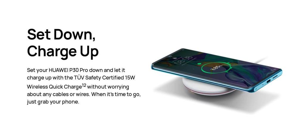 HUAWEI P30 Pro 4G Phablet 6.47 inch EMUI 9.1 ( Android 9.0 ) Kirin 980 Octa Core 2.6GHz 8GB RAM 256GB ROM 32.0MP Front Camera Fingerprint Sensor 4200mAh Built-in- Twilight