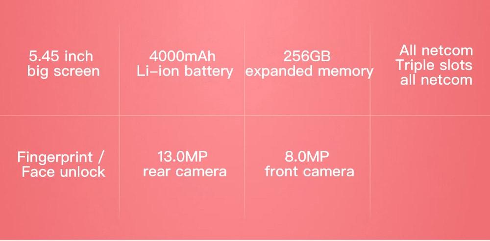 Lenovo A5 okostelefon