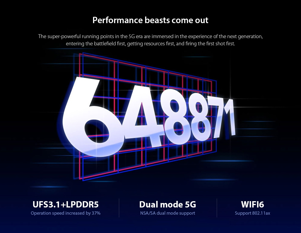 Lenovo Legion Pro 5G Smartphone Performance beasts come out