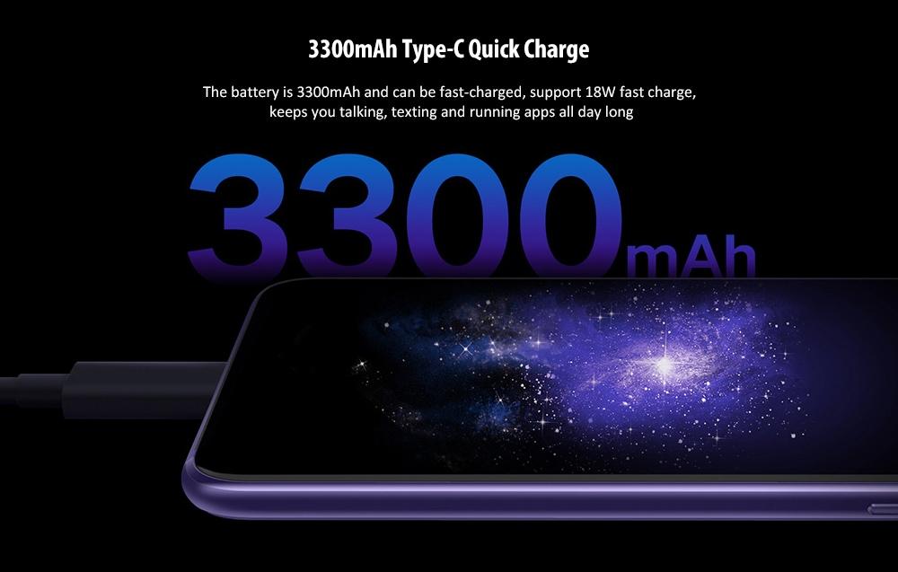 Lenovo Z5s 4G Phablet 6.3 inch Android P Qualcomm Snapdragon 710 Octa Core 2.2GHz + 1.7GHz 6GB RAM 64GB ROM 16.0MP + 8.0MP + 5.0MP Rear Camera 3300mAh Battery- Tangerine