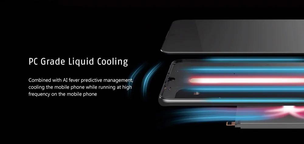 Lenovo Z6 Pro 4G Phablet International Version 6GB RAM 128GB ROM- Blue