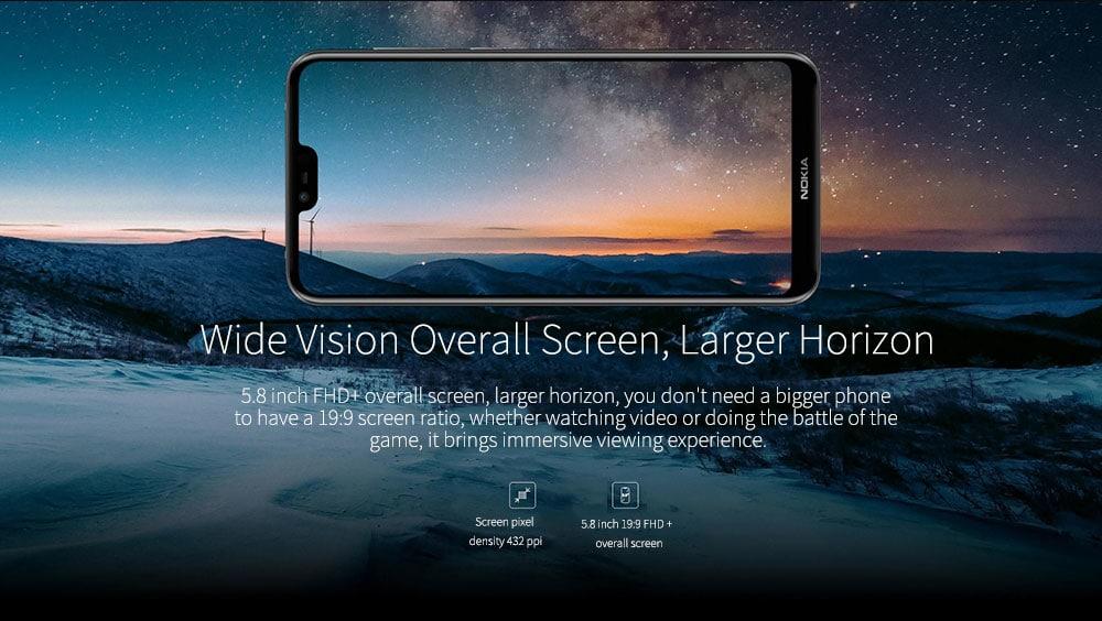 NOKIA X6 4G okostelefon