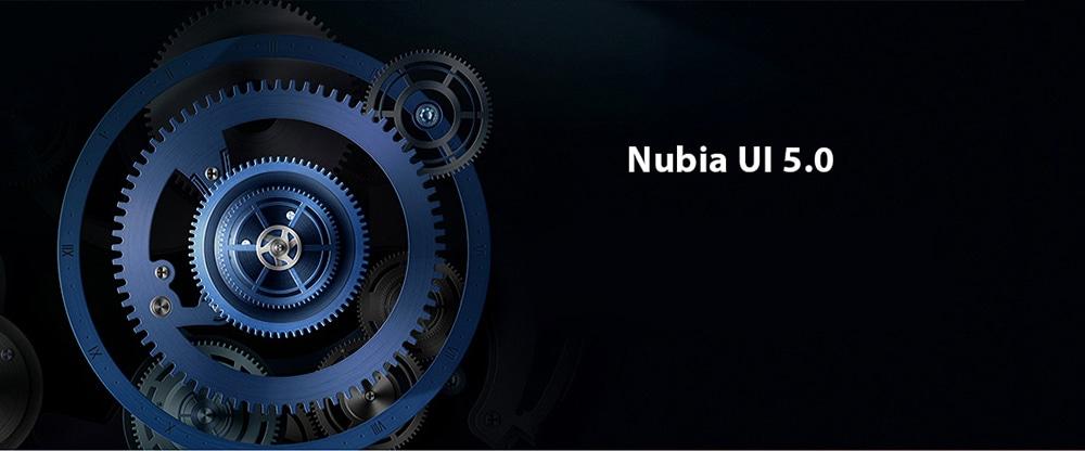 Nubia Z17 Lite 4G okostelefon