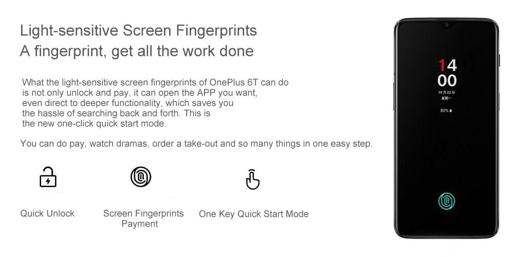 OnePlus 6T 4G okostelefon