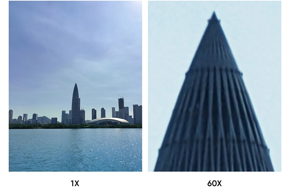 OPPO realme X3 SuperZoom 4G Smartphone 5X Optical Zoom, 60X Super Zoom