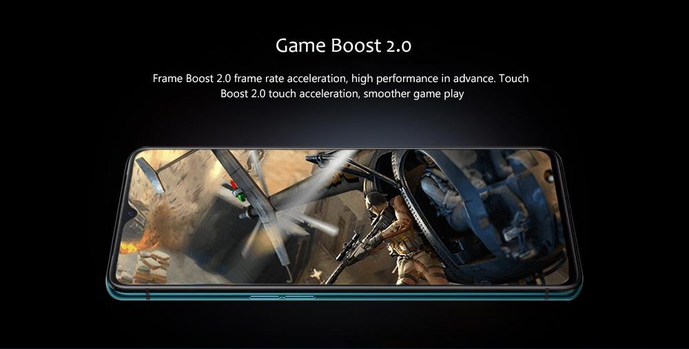 OPPO Reno Ace 4G Phablet 8GB RAM 256GB ROM- Blue