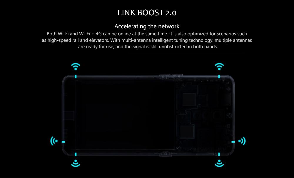 OPPO Reno Ace Gaming 4G Smartphone 8GB RAM 128GB ROM- Blue