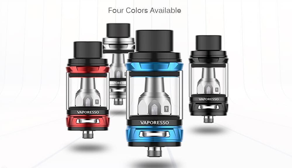 Original Vaporesso NRG Tank 5ml with Top Filling / 0.15 ohm for E Cigarette- Silver