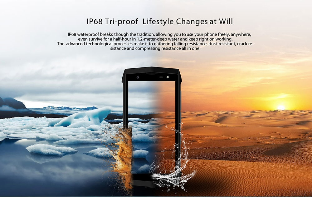 poptel P8 4G okostelefon
