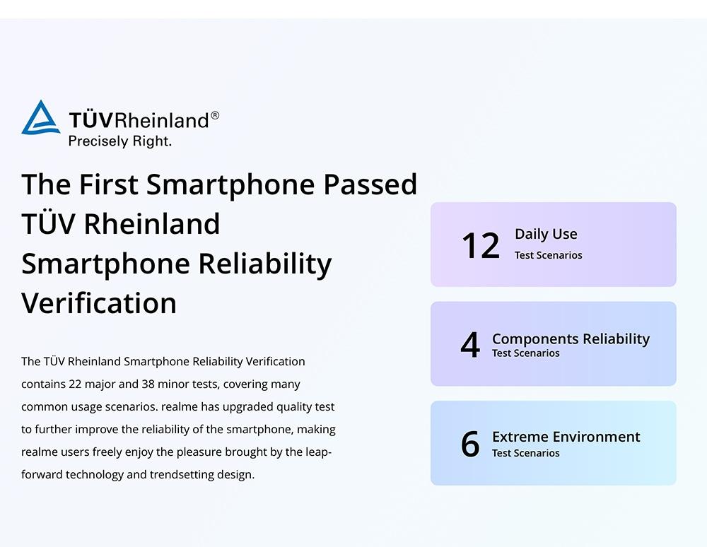 Realme 7 Pro Smartphone 6.4 Inch FHD Super AMOLED Screen 8GB 128GB Snapdragon 720G Android 10 64MP Quad Rear Camera 65W SuperDart Charging International Version - Silver