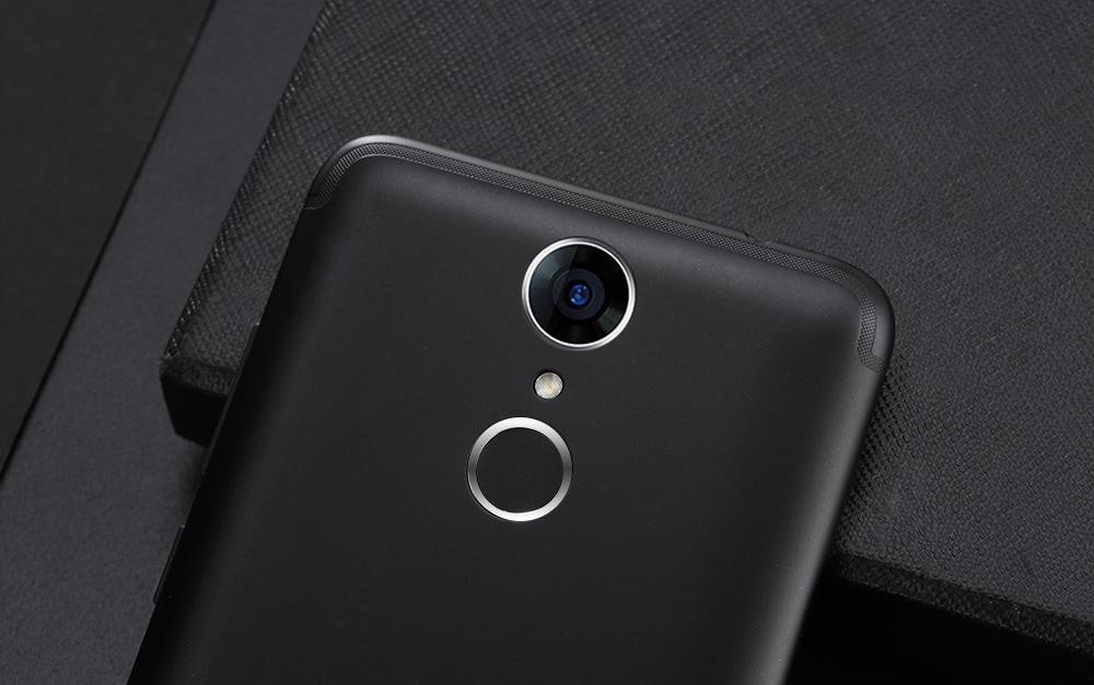 Refurbished Cubot Note Plus 4G Smartphone 5.2 inch Android 7.0 MTK6737T Quad Core 1.5GHz 3GB RAM 32GB ROM 13.0MP Rear Camera Fingerprint Scanner- Black