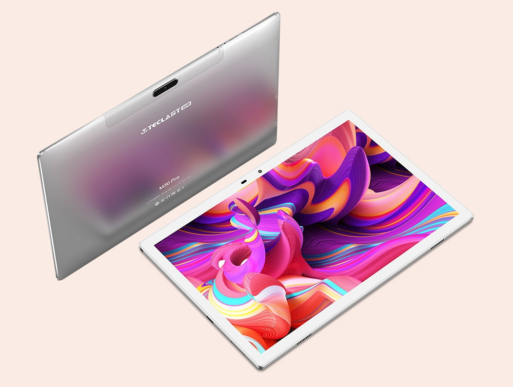Teclast M30 Pro Tablet Fashionable and Thin Metal Body