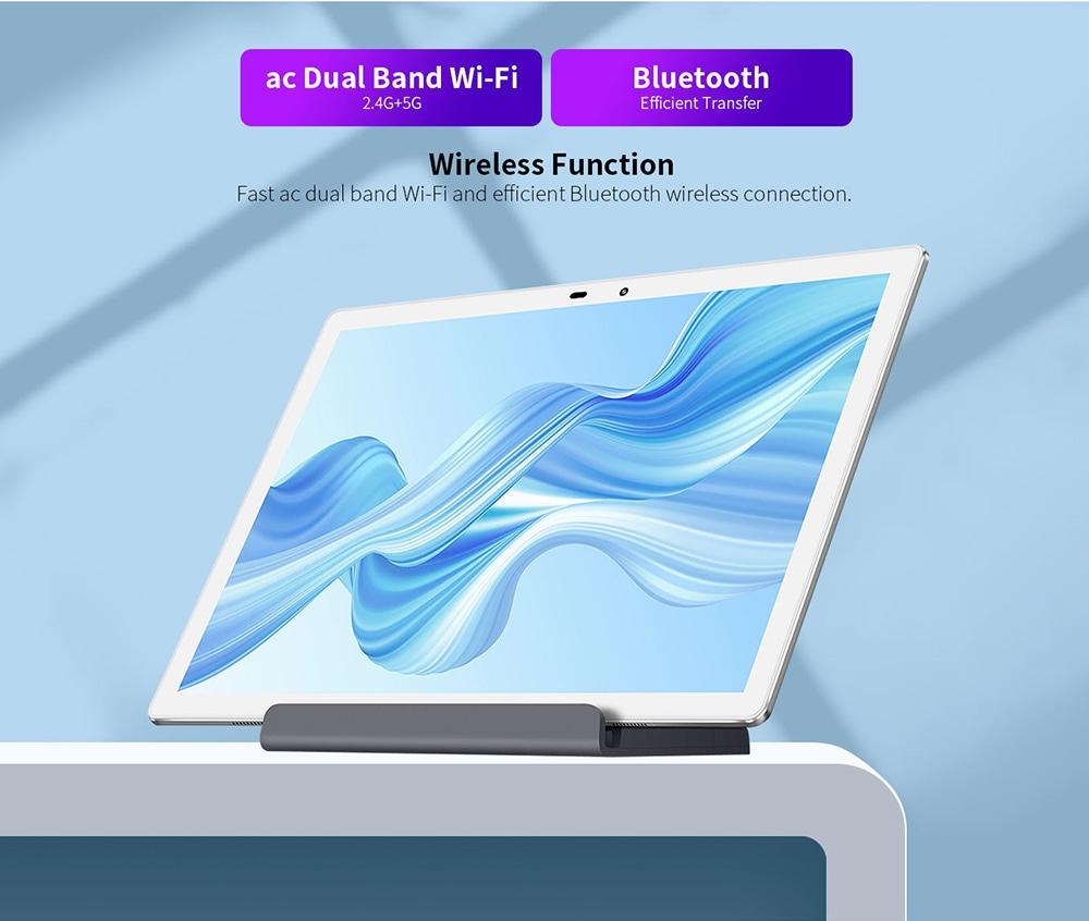 Teclast M30 Pro Tablet Wireless Function