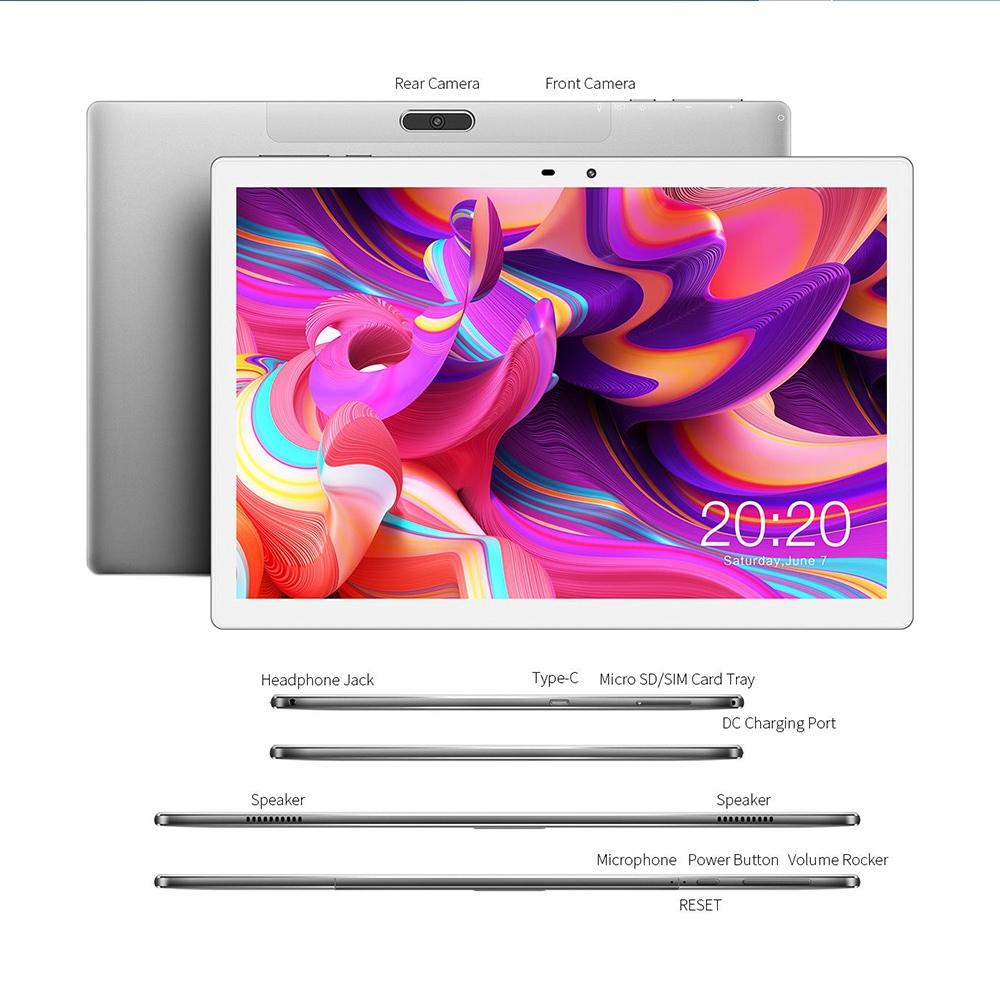 Teclast M30 Pro Tablet ports