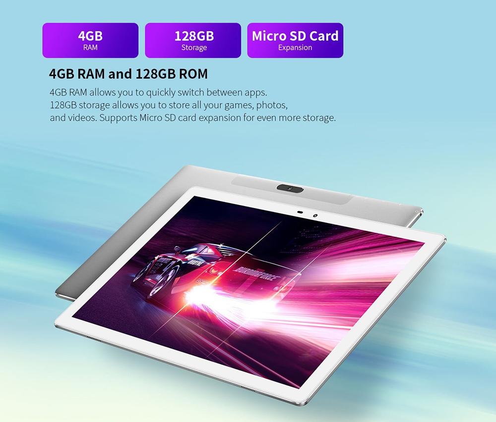 Teclast M30 Pro Tablet 4GB RAM and 128GB ROM