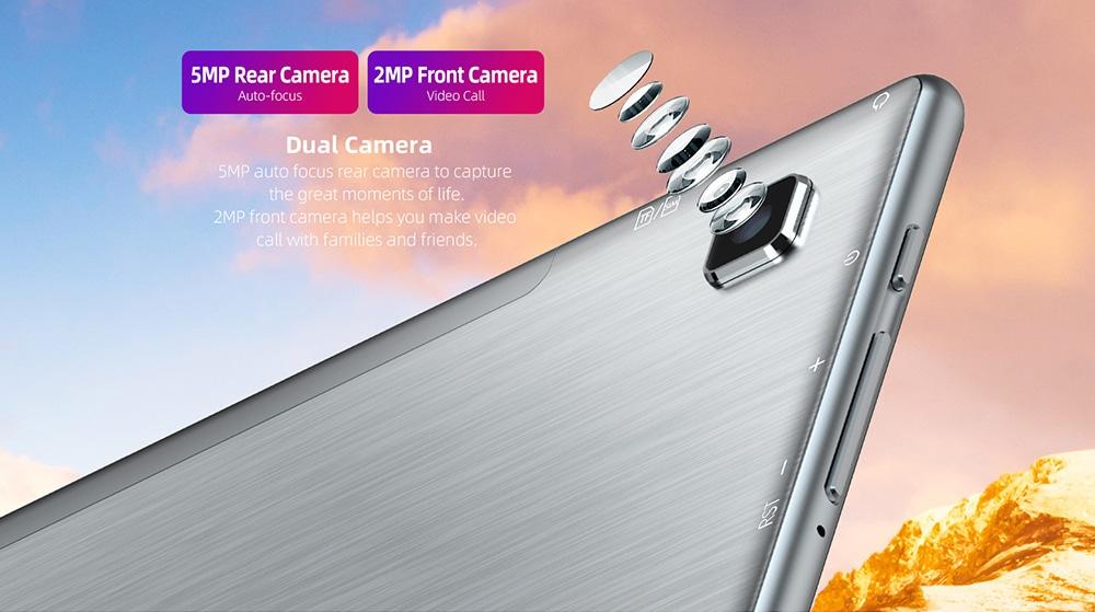 TECLAST P20HD 10.1-inch 4G Tablet Android 10.0 SC9863A Call Eight-core 1.6GHz 4GB RAM 64GB Bluetooth 5.0 EU - Black