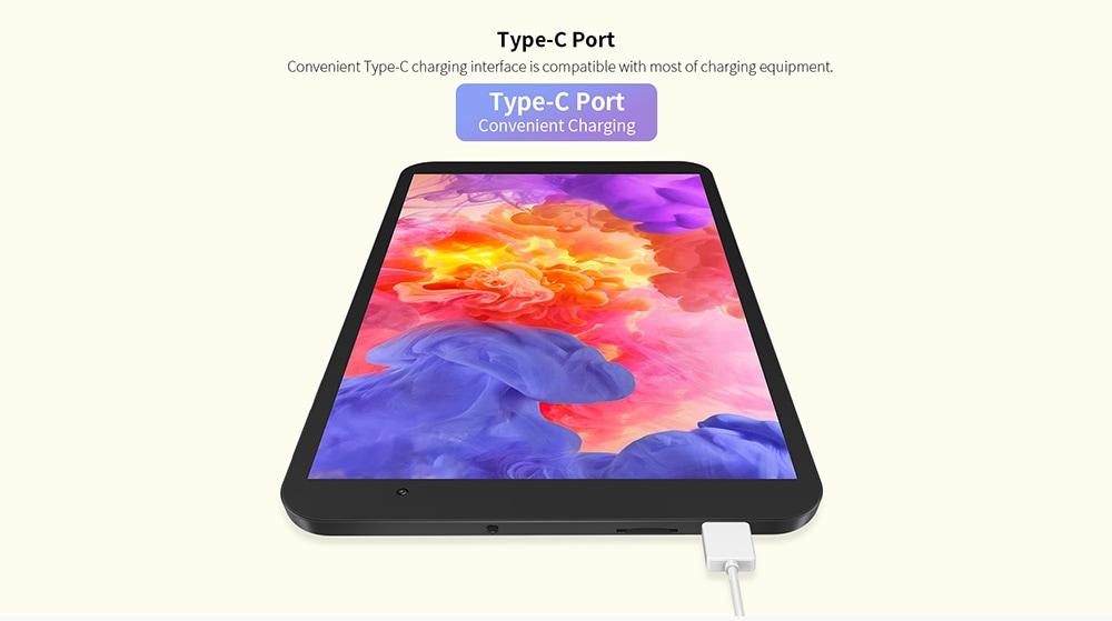 Teclast P80 Tablet PC - Black