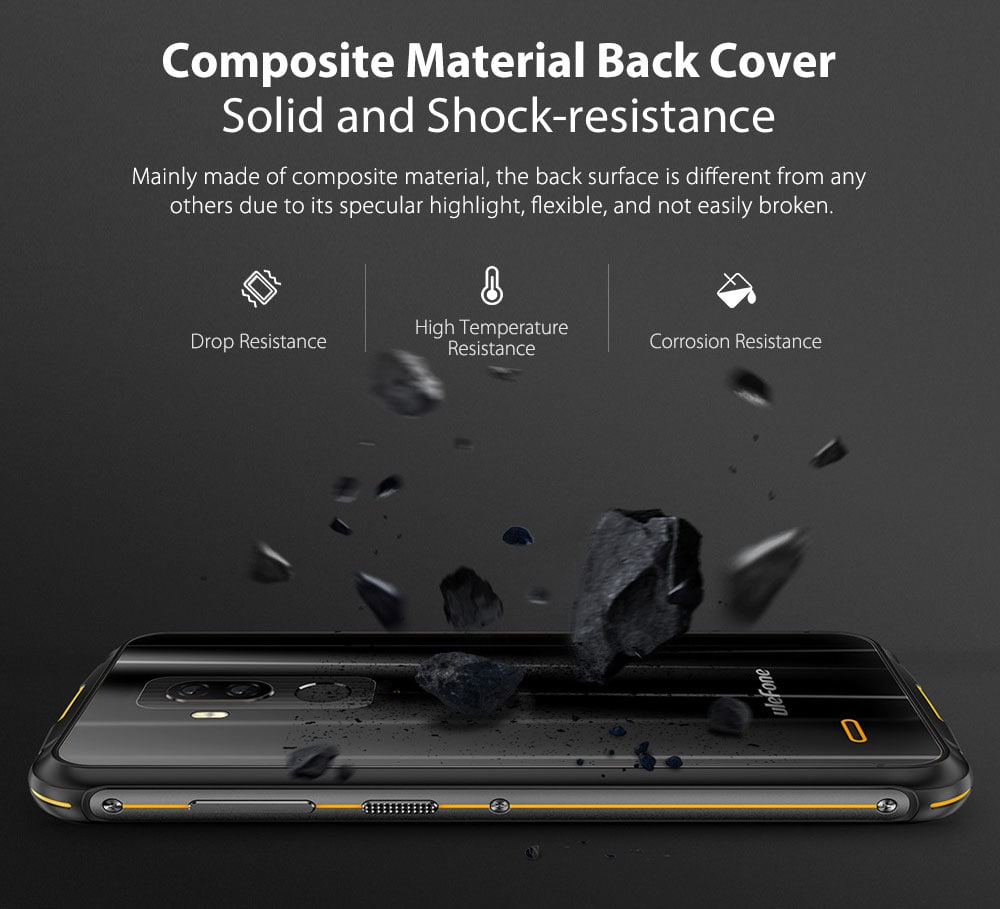 Ulefone Armor 5 4G okostelefon