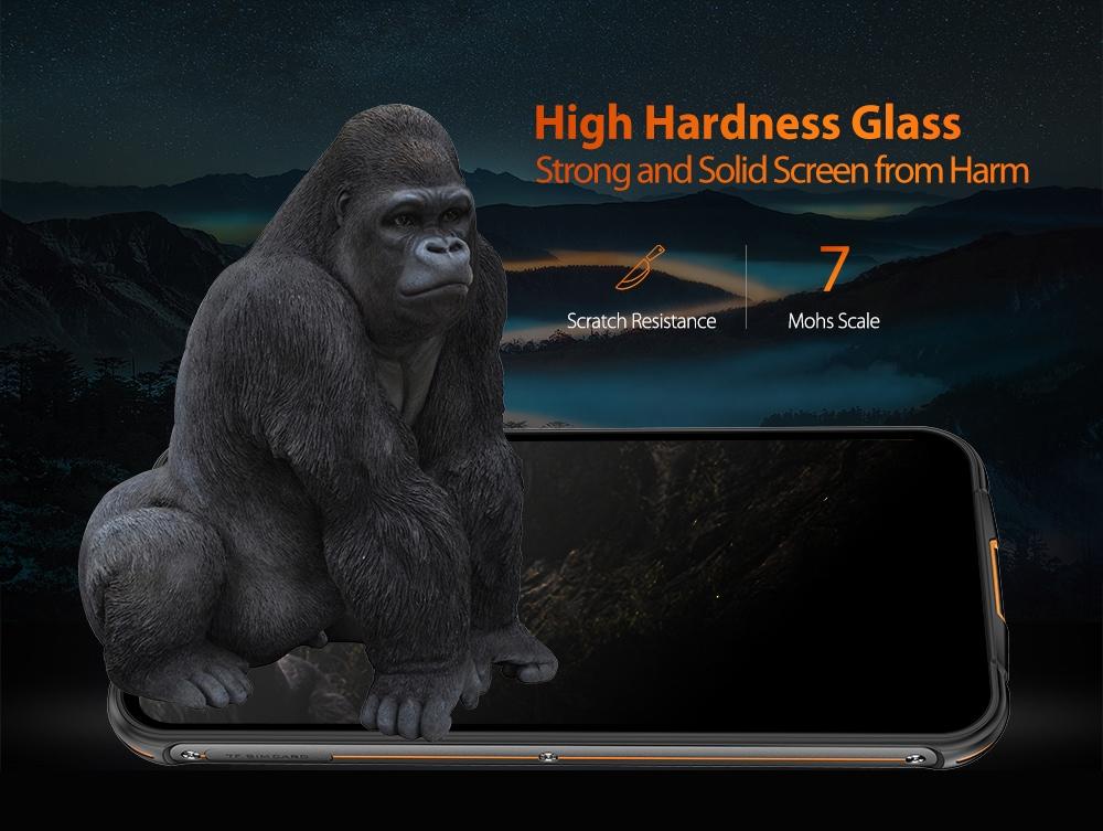Ulefone Armor 5S 4G Phablet 4GB RAM 64GB ROM- Black EU