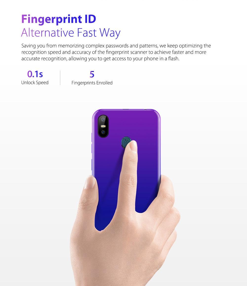 Ulefone S10 Pro 4G okostelefon