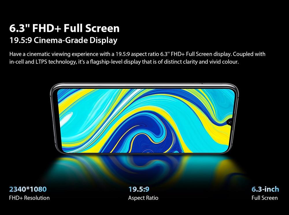 UMIDIGI A7 Pro 4G Smartphone Global Version 6.3