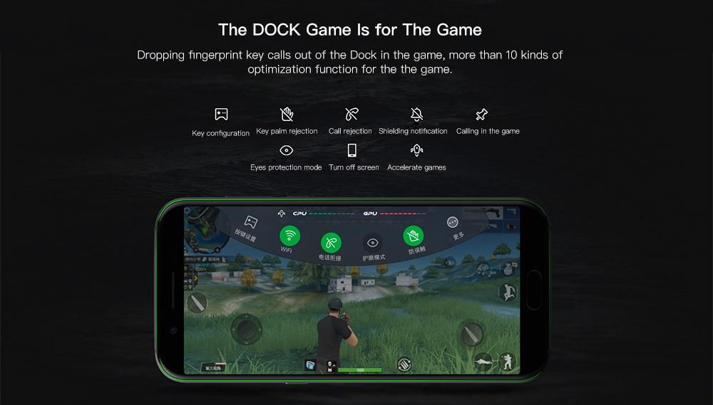 Xiaomi Black Shark 4G okostelefon